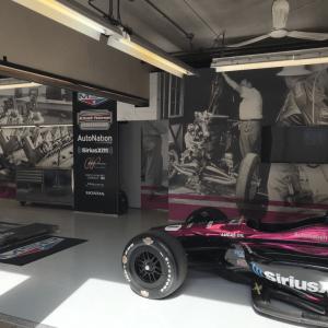 CAP Fixtures: Meyer Shank Garage 2