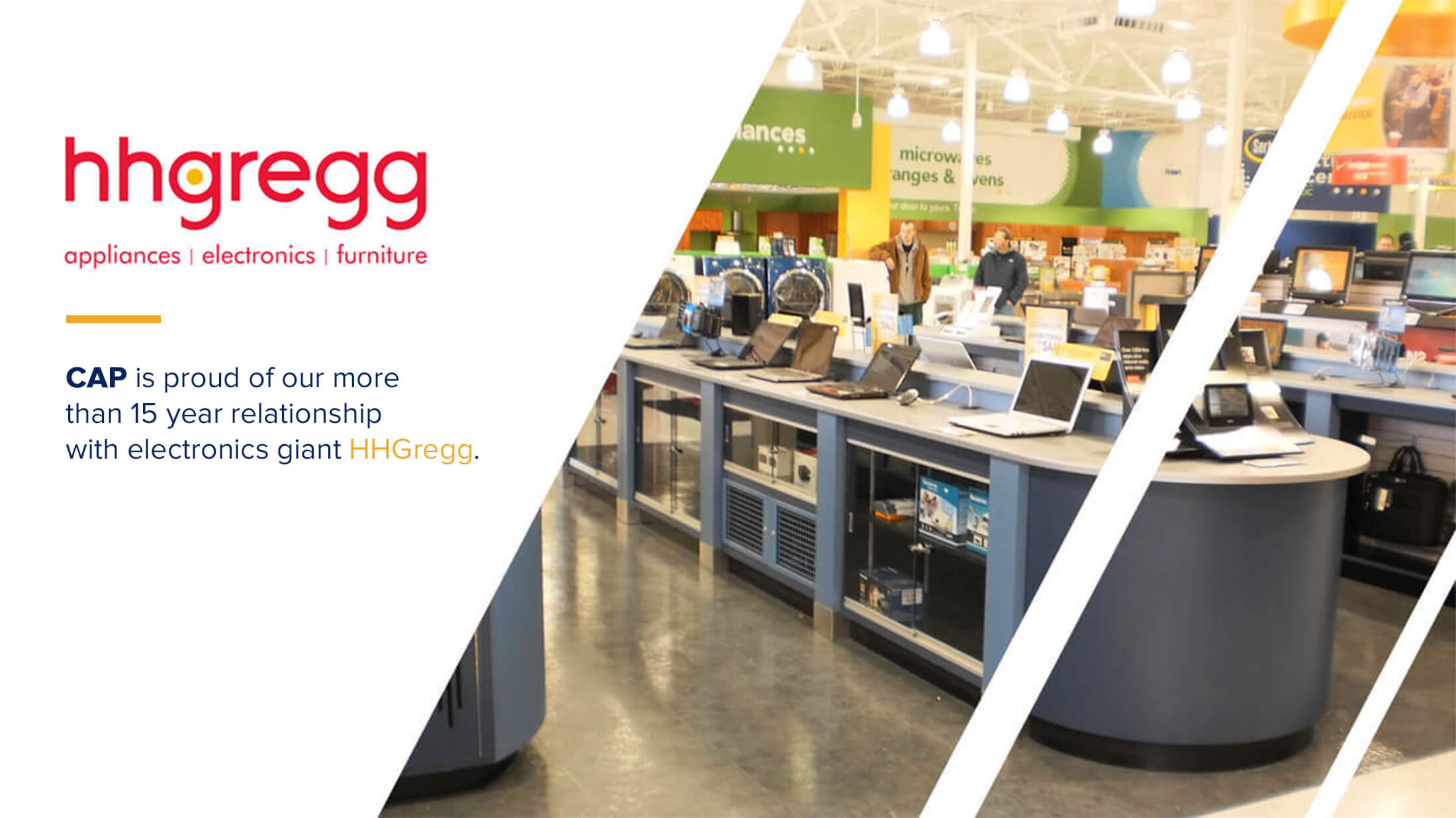 Hhgregg Cap Fixtures Store Fixtures And Displays